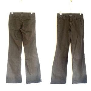 James Perse Casual Stretch Twill Trouser Pant